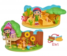 Wissper 2-in-1 Play Set Desert World