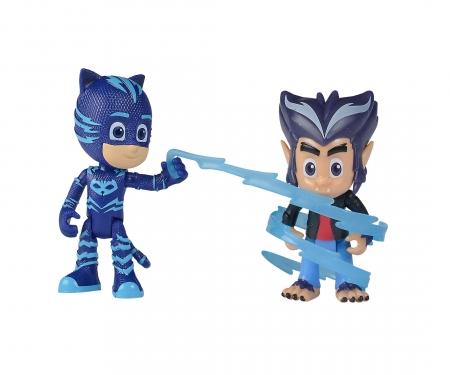 PJ Masks Figurine Set Catboy+Howler