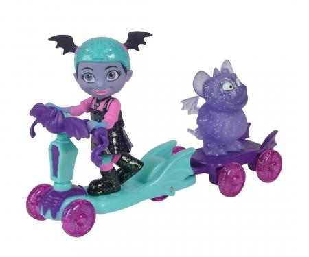 Vampirina Scooter Vampirina and Gregoria