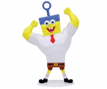 Sponge Bob Super Hero Figurine Set
