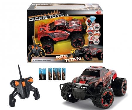 RC Red Titan, RTR