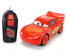 RC Cars 3 Lightning McQueen Single Drive 1:32