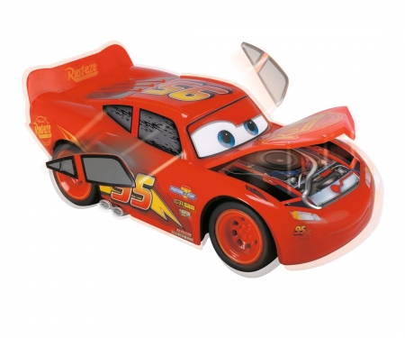 RC Crash Car Lightning McQueen