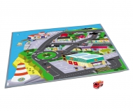 Fireman Sam Playmat