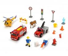 Feuerwehrmann Sam Themen Set