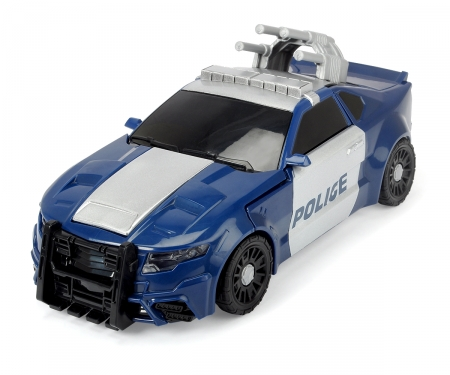 Transformers The Last Knight Robot Fighter Barricade