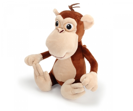 Heroes of the City Monkey soft toy