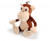 Helden der Stadt Plüsch Affe