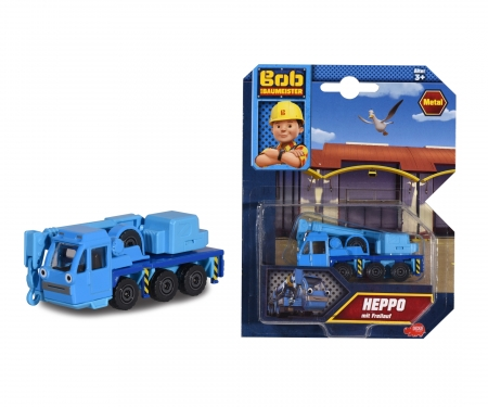 Bob the Builder Die-Cast Lofty