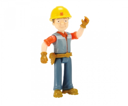 Bob the Builder Action Team Tread + Bob