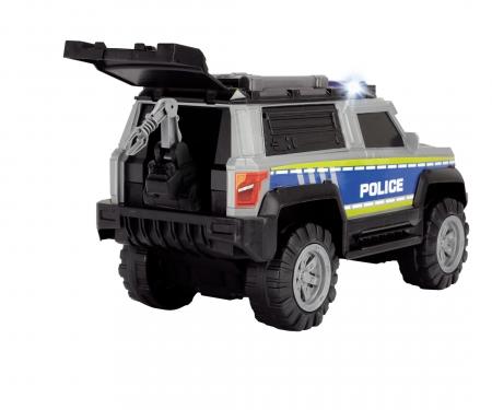 Police SUV