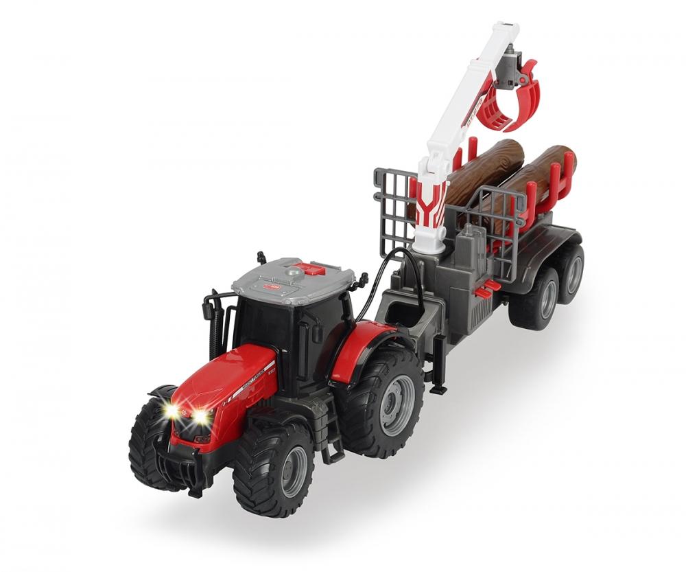 Massey Ferguson 8737 - Tractors / Farm Sets - Mechanical - shop ...