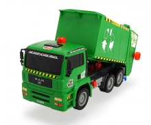 Air Pump Garbage Truck