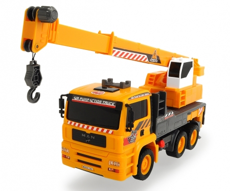 Air Pump Mobile Crane
