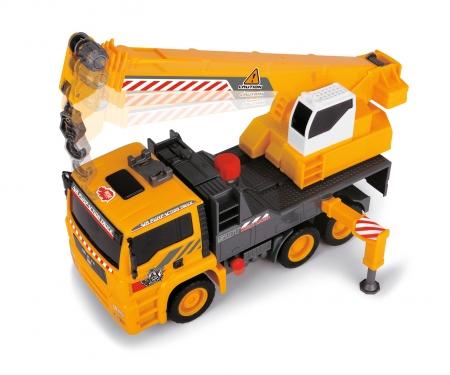 Air Pump Mobile Crane