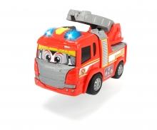Happy Scania Fire Truck