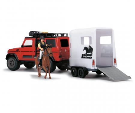 Horse Trailer Set