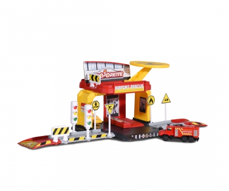 Creatix Airport Rescue Playset + 1 vehicle