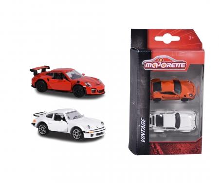 Vintage Porsche 2 Pieces Set
