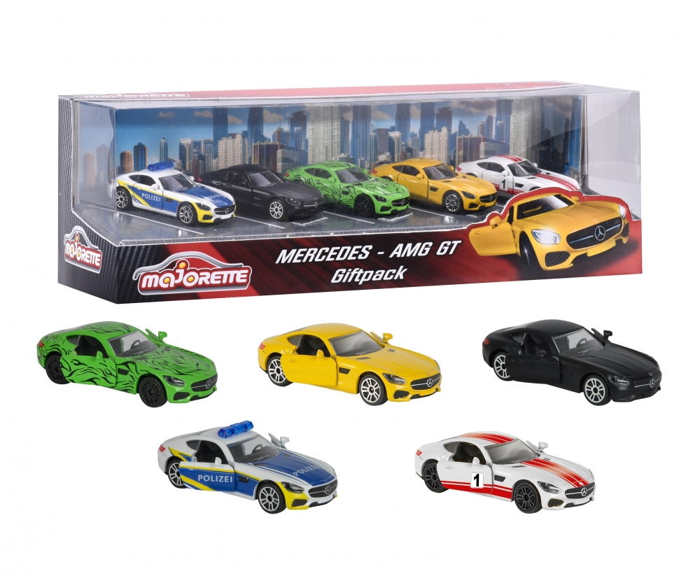Toy Cars That Crash Into Pieces