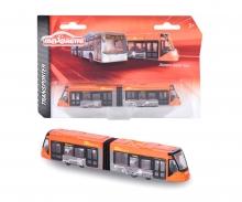 Majorette Siemens Avenio Tram orange