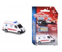 Majorette SOS Flasher Renault Master Ambulance