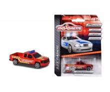 S.O.S Flashers Chevrolet Silverado Fire