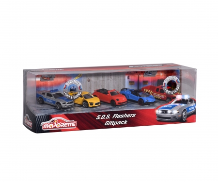 S.O.S Flashers 5 Pieces Giftpack