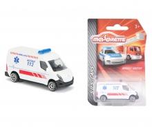 Majorette SOS Renault Master Ambulance