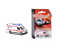 S.O.S. VW Crafter Ambulance