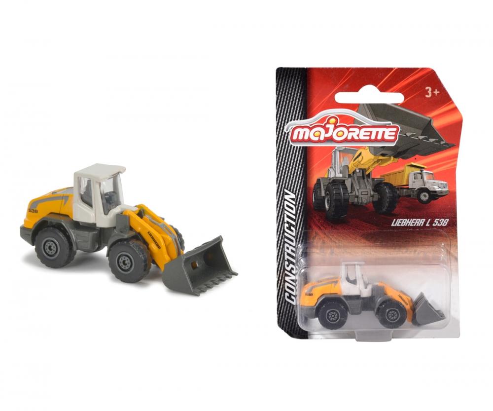Majorette Construction Liebherr L 538