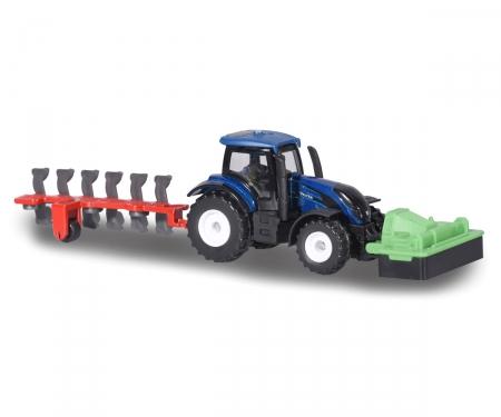 Majorette Farm Medium Set Valtra T4 plus accessories