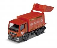 Majorette MAN TGS Müllwagen