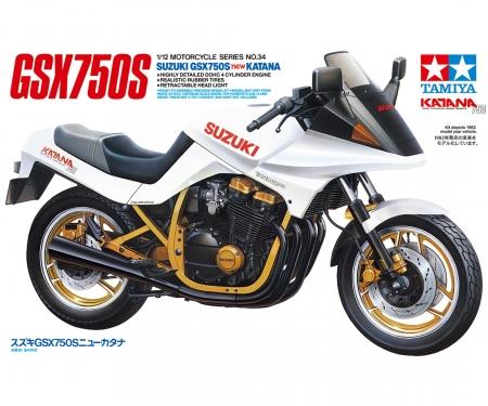 Suzuki GSX750S NewKatana