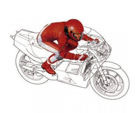 1:12 Straight Run Rider (2013)