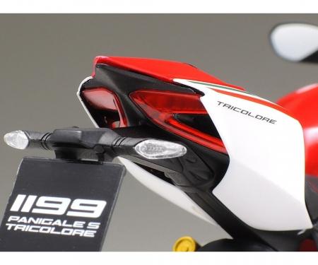 1:12 Ducati 1199 Panigale S Tricolore