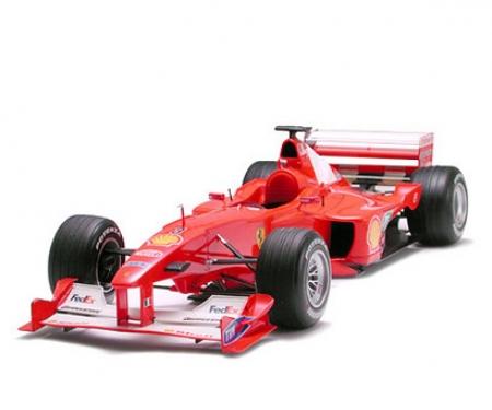1:20 Ferrari F1-2000 Gr.Prix Race car