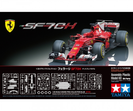 1:20 Ferrari SF70H
