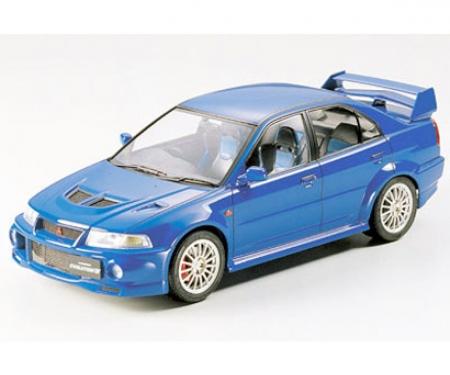1:24 Mitsubishi Lancer Evolution VI