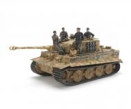 Tiger I w/Ace Commander & Crew