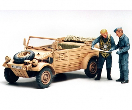 1:48 WWII Dt. Kübelwagen Typ 82 Pkw.K1