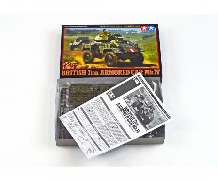 1:48 Brit. 7ton AC Mk. IV Panzerwagen