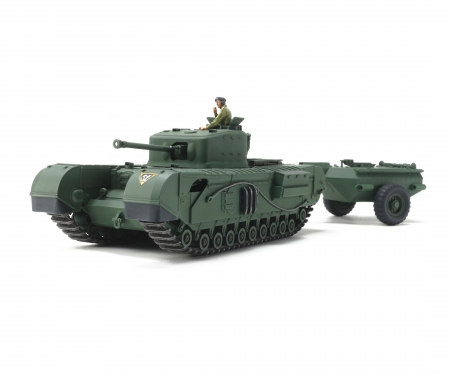 1:48 Brit.Pz. Churchill Mk.VII Crocodile