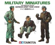 1/35 German Army Tank Crew