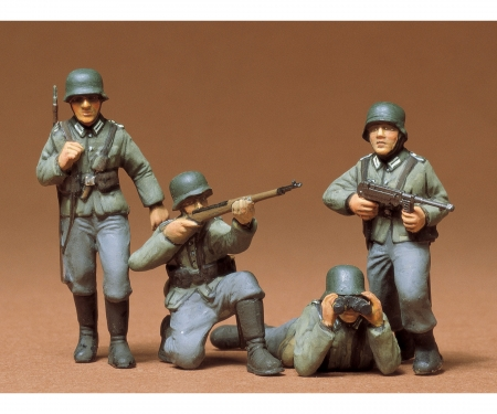 1:35 Fig.-Set Dt. Infanterie (4)