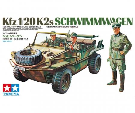 1:35 Dt. Schwimmwagen m. Besatz. (3)