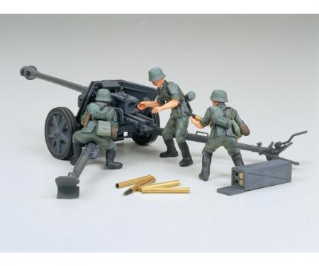 1:35 WWII Dt. 7,5cm PAK (40/L46) (3)