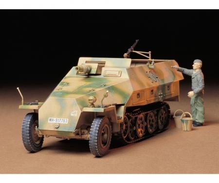 1:35 WWII SdKfz.251/9 Halbk. 7,5cm KwK