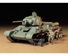 1:35 WWII Rus. KPz. T34/76 ChTZ V.43 (2)