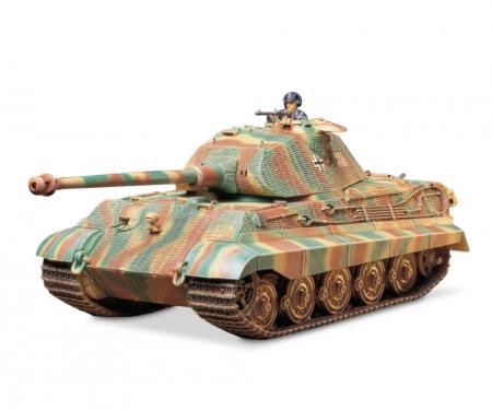 1:35 WWII SdKfz.182 Königstiger Por-T(1)